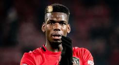 Exit talk: Paul Pogba may leave Man United