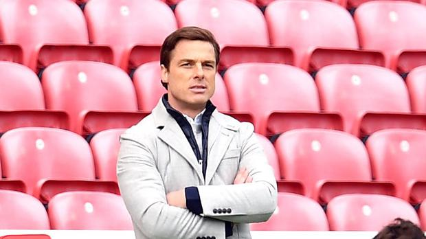 """Fulham manager Scott Parker hailed Pep Guardiola as an """"incredible coach"""" ahead of the visit of Manchester City (Paul Ellis/PA)"""