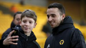 Wolves players have been told not to pose for selfies (Nick Potts/PA)