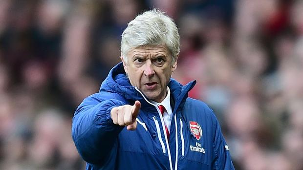 Arsenal manager Arsene Wenger, pictured, has questioned Greg Dyke's plans