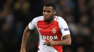 Monaco's Thomas Lemar was a reported Liverpool target