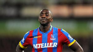 Yannick Bolasie, pictured, is not for sale according to Crystal Palace manager Neil Warnock