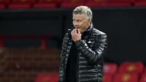 Ole Gunnar Solskjaer's Manchester United lost two late points against Southampton (Peter Powell/NMC Pool/PA)