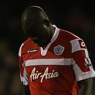 Christopher Samba was self-critical following QPR's crushing loss to Fulham