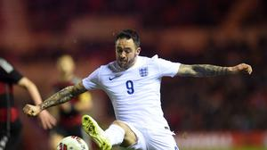 Danny Ings, pictured, has been backed to shine for England Under-21s this summer by Burnley boss Sean Dyche