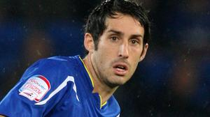 Former Cardiff midfielder Peter Whittingham has died (Lynne Cameron/PA)