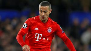 Liverpool have made a move for Bayern Munich's Thiago Alcantara (Mike Egerton/PA)