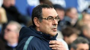 Maurizio Sarri's Chelsea side take on West Ham on Monday night (Martin Rickett/PA)