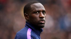 Moussa Sissoko has family in lockdown in France (Tim Goode/PA)