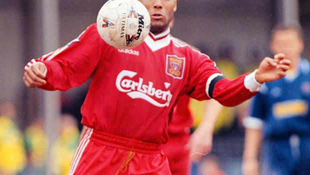 John Barnes played for Liverpool from 1987 to 1997 (Barry Batchelor/PA)