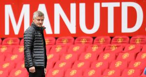 Solskjaer does not have enough time to worry about fringe players' future plans at the moment (Peter Powell/NMC Pool/PA)