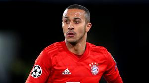 Thiago Alcantara is closing in on a move to Liverpool (Mike Egerton/PA)