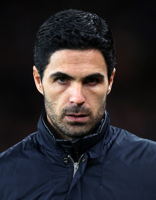 Talks ongoing: Mikel Arteta's Arsenal squad rejected a 12.5% pay cut