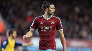 Andy Carroll has suffered another injury blow