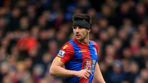 Scott Dann and Crystal Palace have an FA Cup semi-final to prepare for