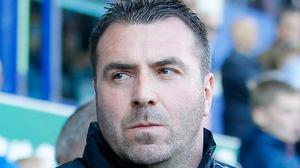 David Unsworth has been placed in temporary charge of Everton