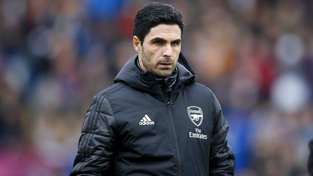 Arsenal manager Mikel Arteta believes the winter break was productive for his side (Martin Rickett/PA)