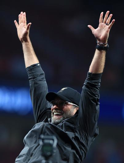 Liverpool manager Jurgen Klopp has five Anfield contests following Champions League group matches (Mike Egerton/PA)