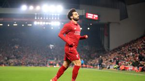 Liverpool's Mohamed Salah is free to face Arsenal and Manchester City (Peter Byrne/PA)