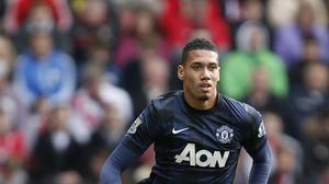 Chris Smalling is confident he will be part of Louis van Gaal's plans