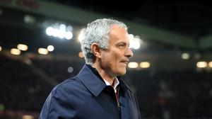 Manchester United manager Jose Mourinho could be set for a stadium ban