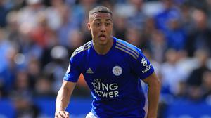 Youri Tielemans has returned to Leicester permanently from Monaco (Mike Egerton/PA)