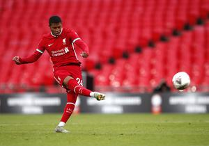 Liverpool striker Rhian Brewster could be on his way to Sheffield United (Andrew Couldridge/PA)