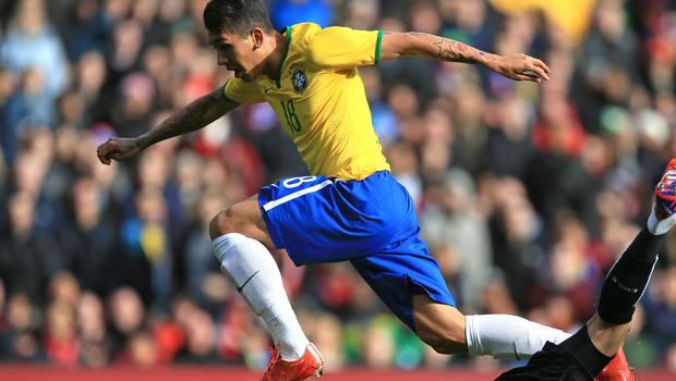 Liverpool's new signing Fabinho wants to follow the example set by compatriot Roberto Firmino at Anfield.