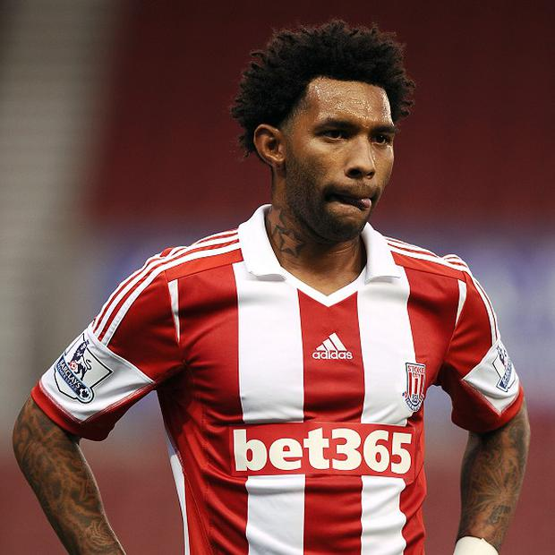 Jermaine Pennant featured just 11 times for Stoke this season