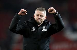 Manchester United manager Ole Gunnar Solskjaer is looking for a successful end to the season (Martin Rickett/PA)