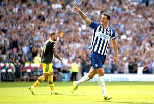 Brighton captain Lewis Dunk has been consulted. (Steven Paston/PA)