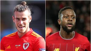 Gareth Bale and Divock Origi could be on the move (David Davies/Richard Sellers/PA)