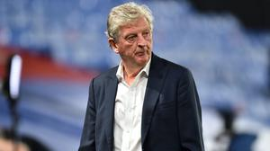 Crystal Palace manager Roy Hodgson has defended his team's mentality. (Glyn Kirk/NMC Pool/PA)