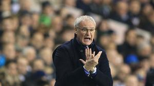Leicester manager Claudio Ranieri, pictured, has only signed Demarai Gray from Birmingham in January