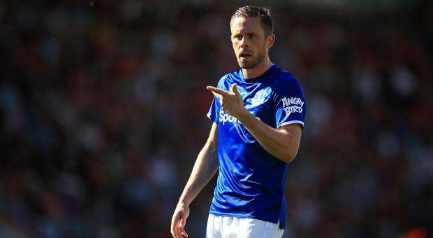 Gylfi Sigurdsson admits Everton have to start winning to make amends for their FA Cup exit (Adam Davy/PA)