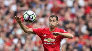 Henrikh Mkhitaryan has yet to make an impact at Old Trafford