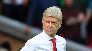 Arsenal manager Arsene Wenger's future is back in the spotlight following his side's 4-0 defeat at Anfield