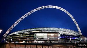 Some local lads will be on the pitch at Wembley on Sunday afternoon.