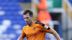 Mike Williamson made five appearances on loan at Wolves earlier this season.