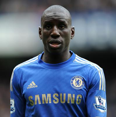 Demba Ba has welcomed the competition for places at Chelsea