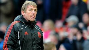 Kenny Dalglish will hand Liverpool's players their medals at the presentation (Martin Rickett/PA)