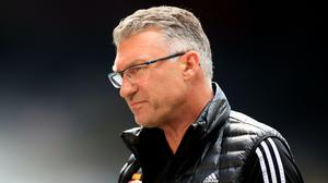 Nigel Pearson, pictured, has left Watford (Mike Egerton/NMC Pool)
