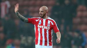 Stephen Ireland wants an extended run in the Stoke team