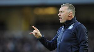 Nigel Pearson remains in charge of Leicester