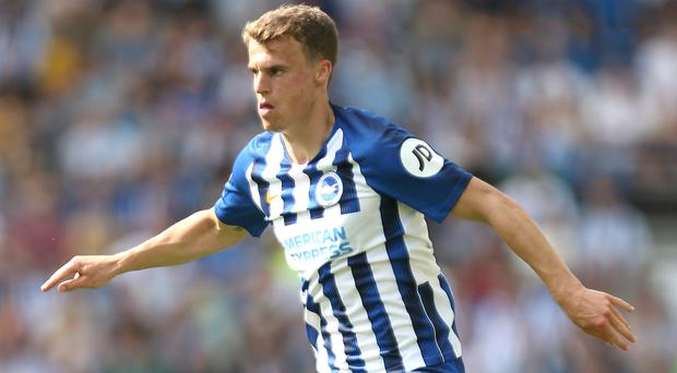 Solly March will sit out the Christmas period (Steven Paston/PA)