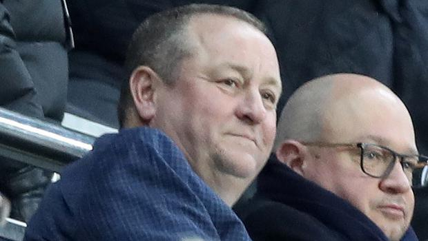 Newcastle owner Mike Ashley is demanding answers over the latest takeover leaks (Owen Humphreys/PA)