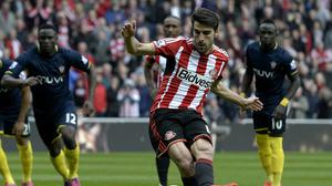 Jordi Gomez starred for Sunderland