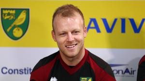 Scotland forward Steven Naismith is determined to make an impact at new club Norwich following his move from Everton
