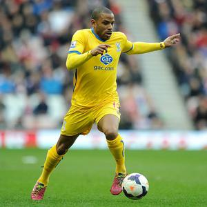 Jason Puncheon has scored five goals in 14 league matches this year