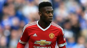 Timothy Fosu-Mensah has extended his stay at Old Trafford (John Walton/PA)
